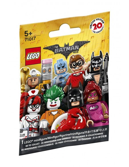 LEGO Série Batman Movie - Minifigures BATMAN MOVIE - 71017