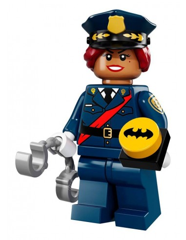 LEGO Série Batman Movie - Barbara Gordon - 71017-06