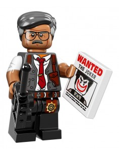 LEGO Série Batman Movie - Commissaire Gordon - 71017-07