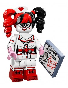 LEGO Série Batman Movie - Nurse Harley Quinn - 71017-13