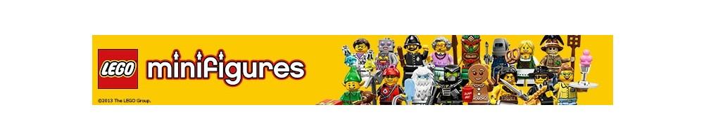 Les minifigurines LEGO